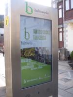 Kiosco interactivo pantalla tactil