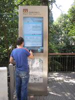 Kiosco interactivo